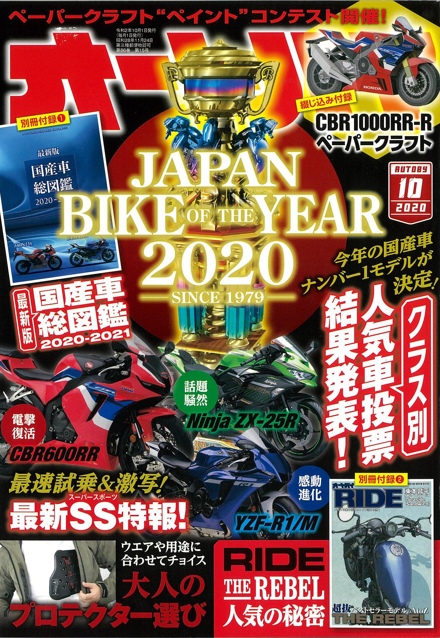 【オートバイ10月号掲載】SYM(エス・ワイ・エム)JOYMAX Z250