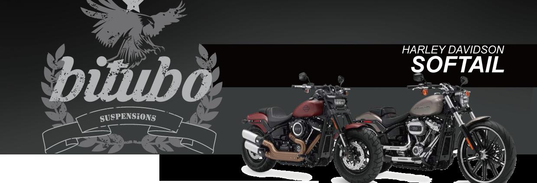 bitubo(ビチューボ)新型ソフテイル用サスペンション販売開始