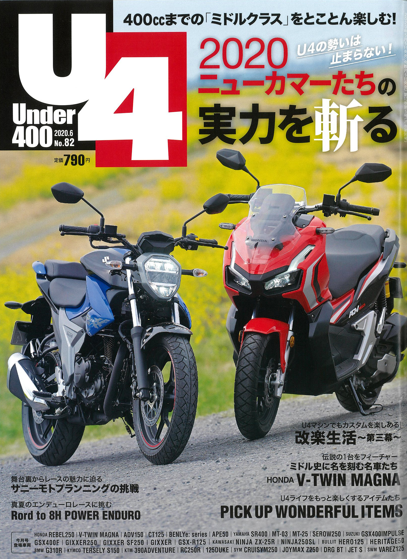 【Under400 6月号掲載】SYM(エス・ワイ・エム)