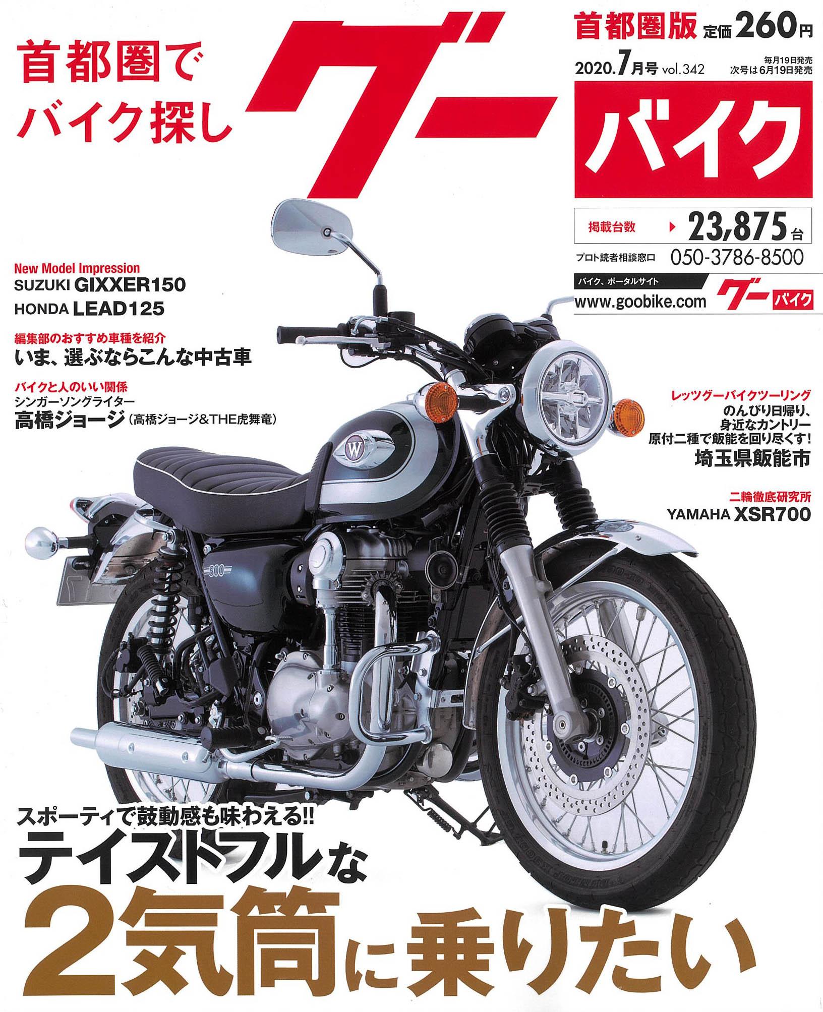 【グーバイク7月号掲載】FANTIC CABALLERO FlatTrack250