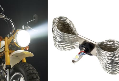 LEDヘッドライトミニバイク用