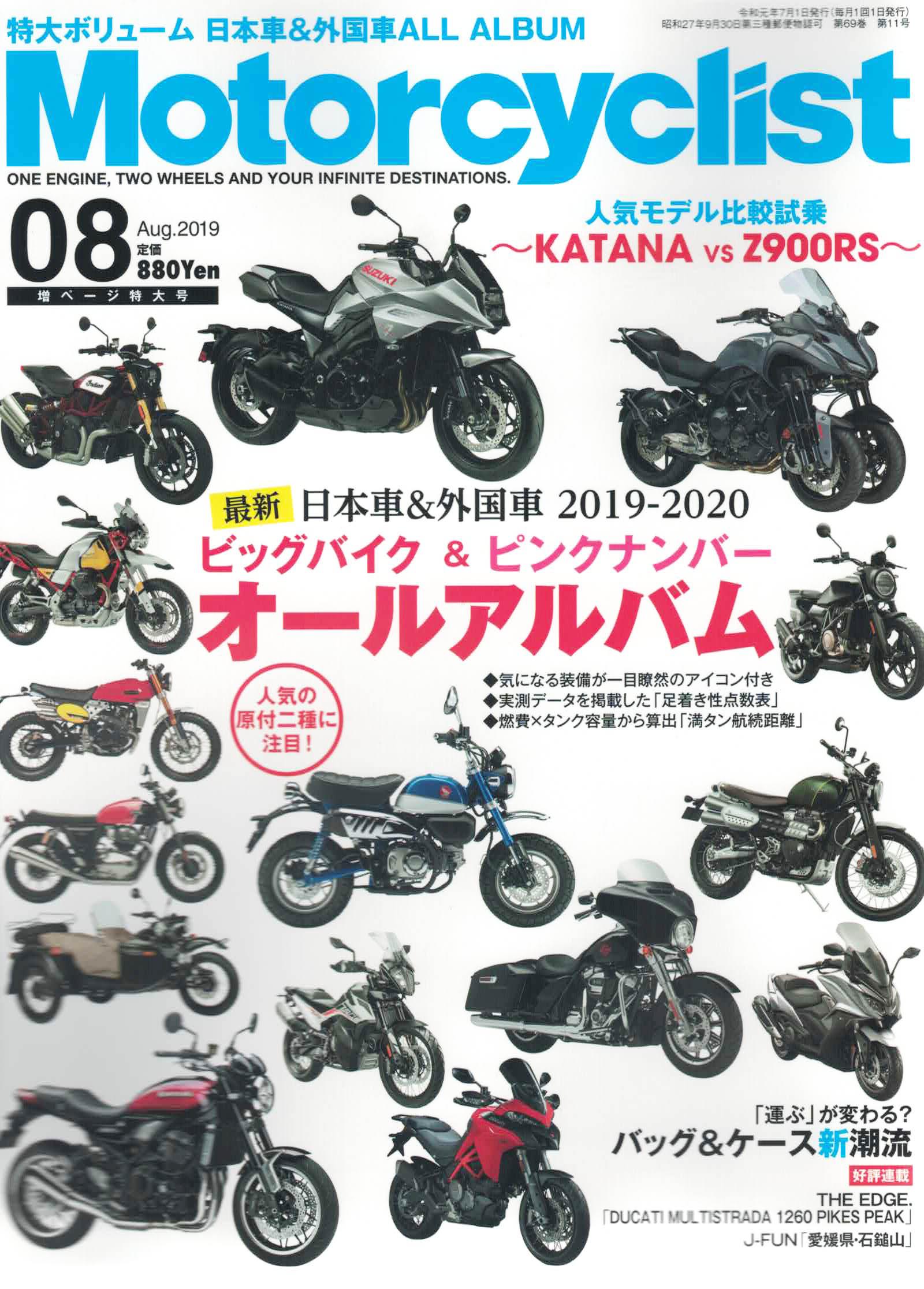 【Motorcyclist8月号掲載】FANTIC CABALLERO SCRAMBLER、CABALLERO FLAT TRACK