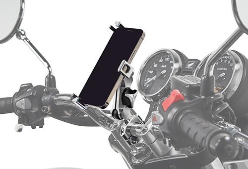 バイク用デバイスホルダー『MOUNT SYSTEM』新製品発売