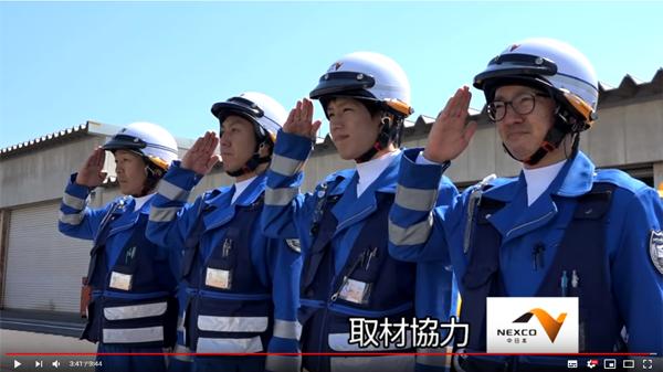 【記事】高速道路パトロール隊員を支えるバイクインカム