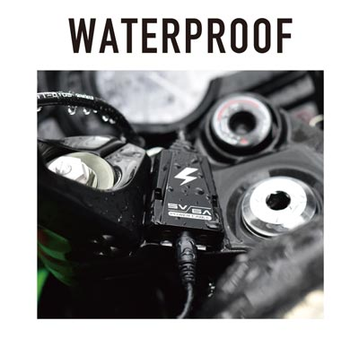 5V6A WATERPROOF